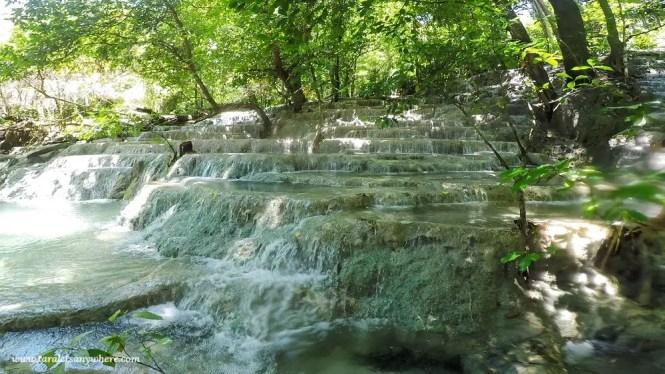Kaparkan Falls or Mulawin Falls, Abra
