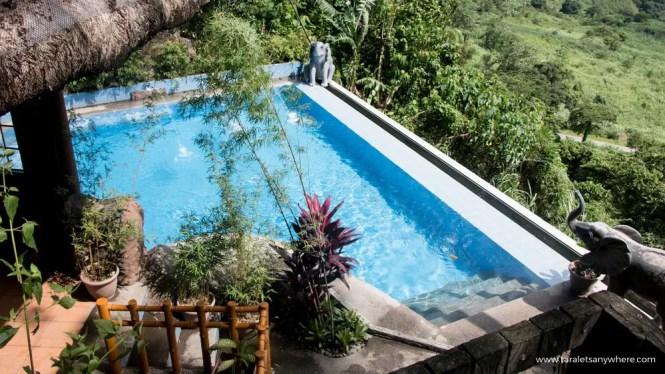 Luljetta's infinity pool