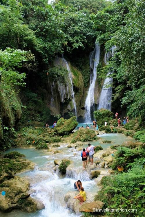 Mag-aso Falls, Negros Occidental