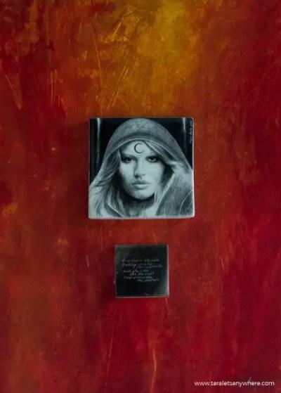 Pinto Art Museum mystic woman