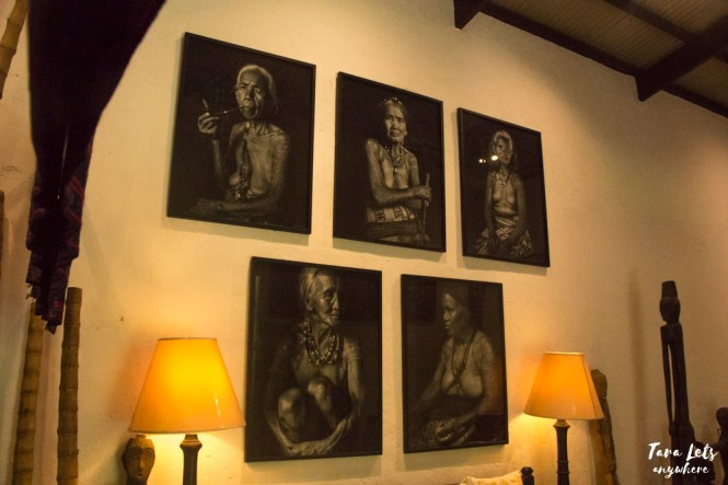 Pinto Art Museum tribal women
