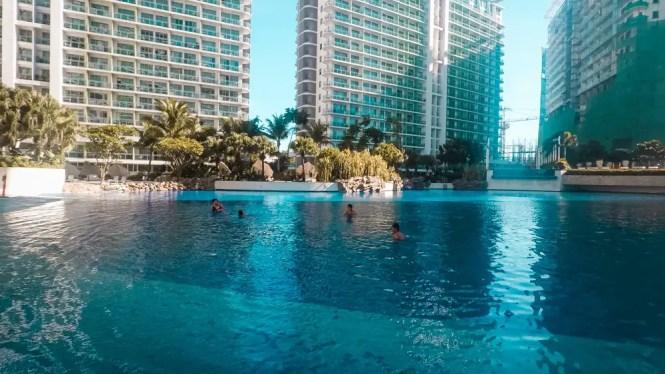 Pool in Azure Urban Resort Residences