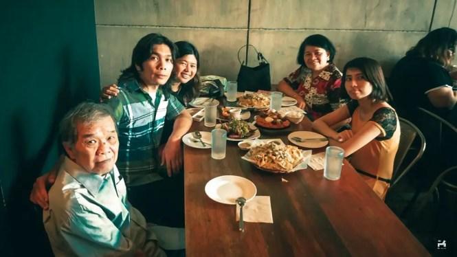 Silantro family celebration