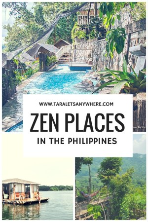Zen places in the Philippines | relaxing getaways in the Philippines | Luljetta's Hanging Gardens and Spa