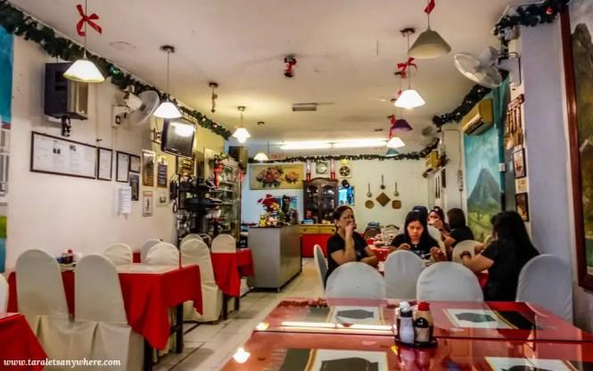 Lechong Kawali in Mabuhay Laguna Restaurant, Kuala Lumpur - a Filipino restaurant in Kuala Lumpur