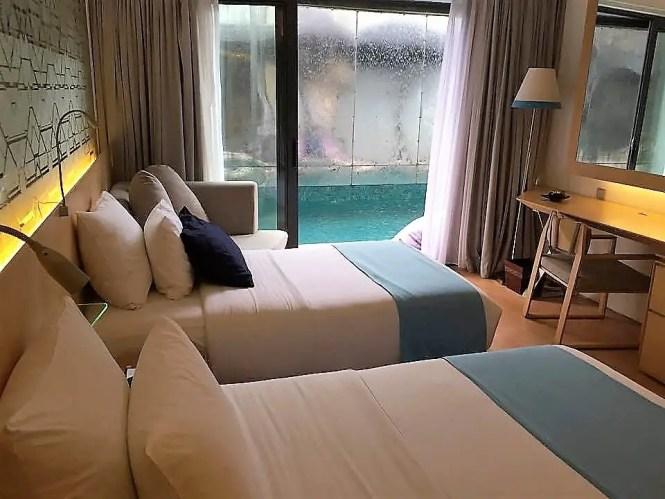 Where to stay in Bali: Ize Hotel, Seminyak