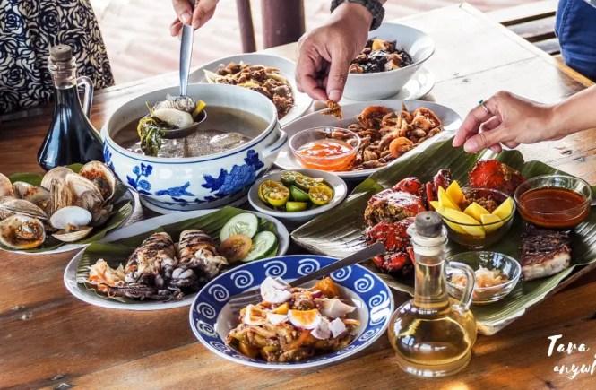 Recommended restaurants in Zamboanga City
