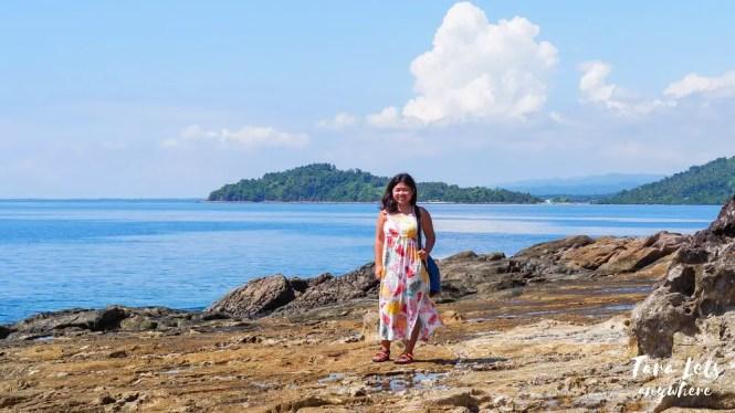 Trekking in Bisaya-Bisaya Island, Once Islas