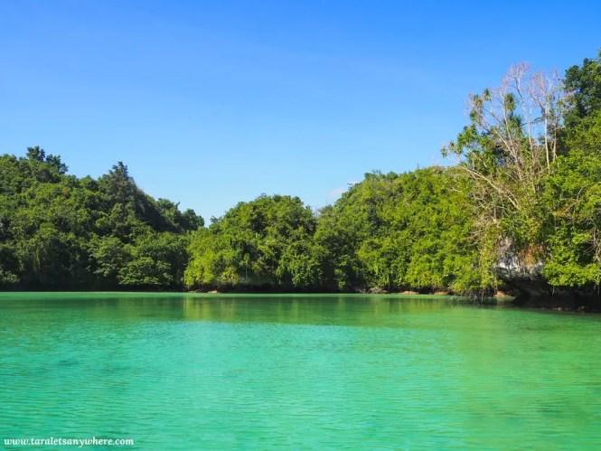 Napabale Lake, Muna Island, Sulawesi