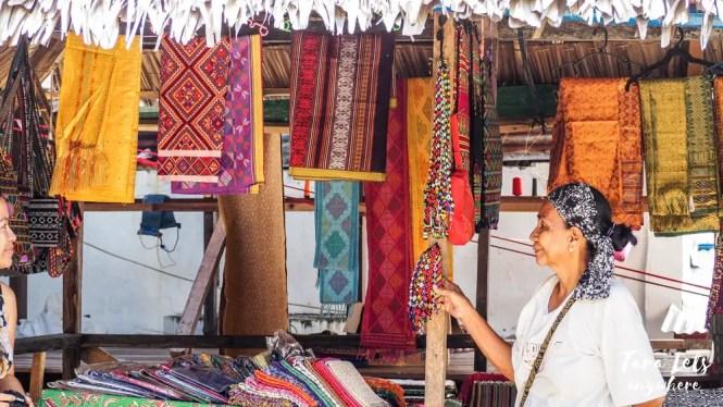 Yakan Weaving Village, Zamboanga City