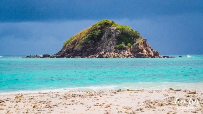 Islet in Parola Island, Camarines Norte