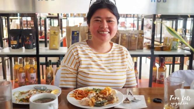 Kat in D' Banquet Restaurant, Tagaytay