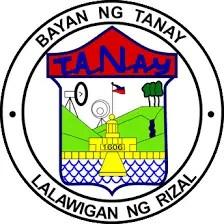 Tanay Rizal logo