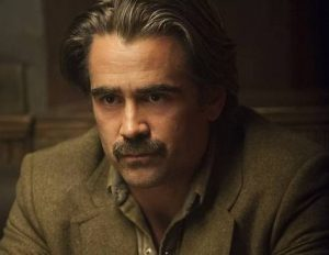 Colin Farrell as Ray Velcoro in True Detective Season 2