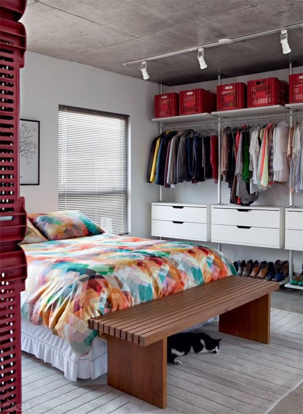 Amenajare inedită într-un loft de 70 m²   6