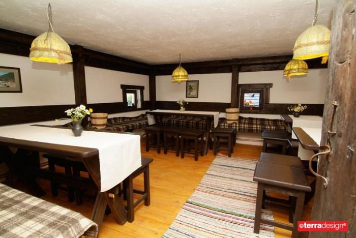Restaurant - LA ROATA, Gura humorului, Bucovina1