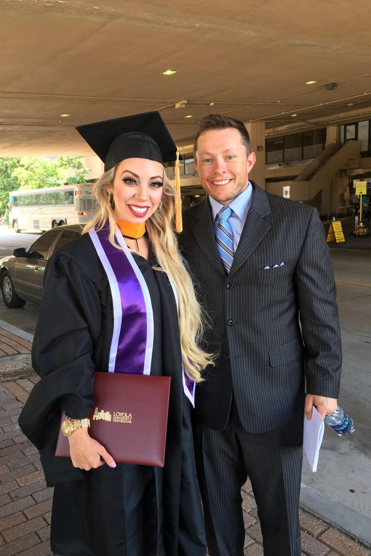 MSN graduation