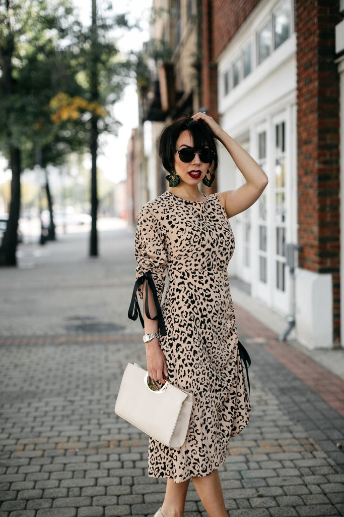 30 Days of Holiday Dress-ing | No. 9 the Purrrfect Animal Print