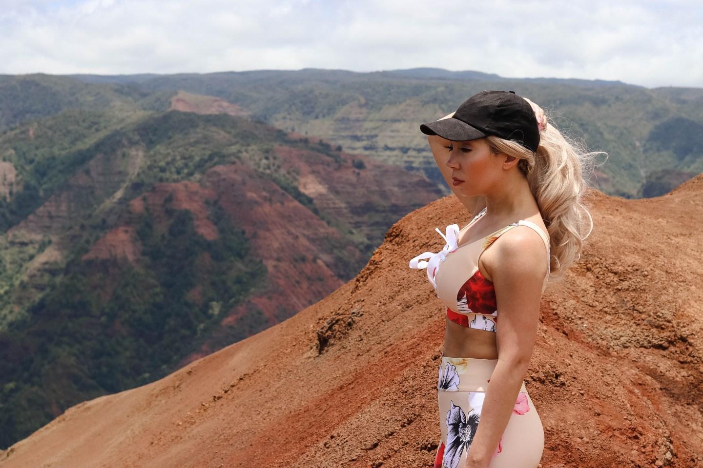 Waimei Canyon Kauai