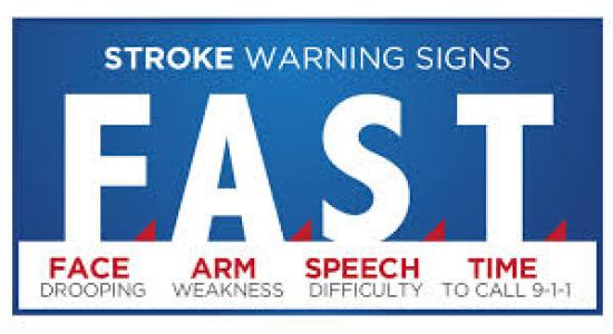 stroke think FAST