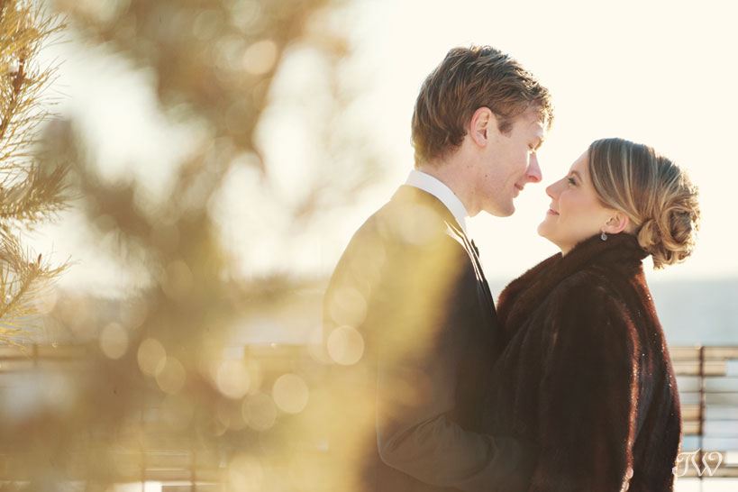 winter weddings in Calgary captured by Tara Whittaker Photography