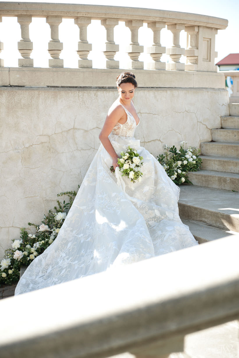 Bride at Spruce Meadows captured by Calgary wedding photographer Tara Whittaker