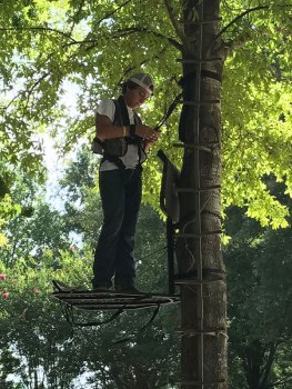 Safety harness usage