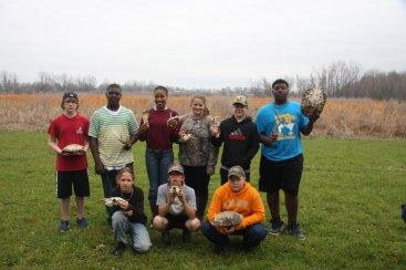 Campers found deer antlers, turtle shells, and skulls.