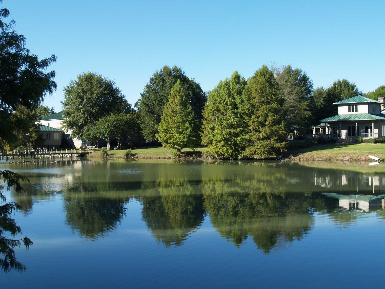 Fishing At Taras Lakes And Eagle Lake Near Vicksburg Mississippi