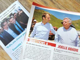Glavany et Sempastous s'affichent avec Macron