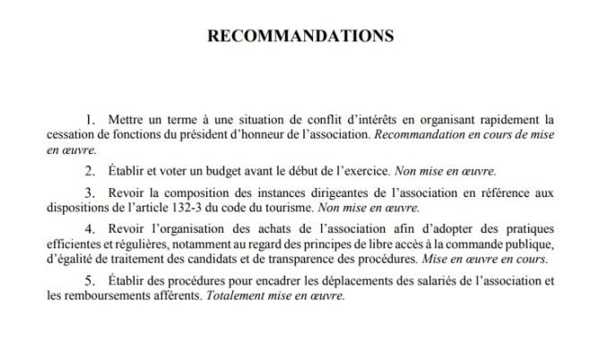 Michel Pélieu sommé de démissionner de Hautes Pyrénées Tourisme Environnement