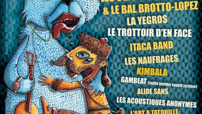 Les Ogres de Barback (souvent dénommés Les Ogres) est un groupe français auto-produit créé en 1994 et dont les membres sont quatre frères et sœurs. Chacun étant multi-instrumentiste, la couleur des chansons est très variée.