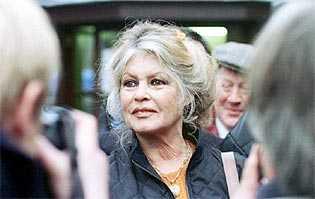 Porcherie d'Ossun, ce que Brigitte Bardot a écrit au Préfet