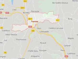 Un bus scolaire détruit par un feu à Tournay