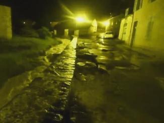 """à Beaudéan """"un torrent de boue"""""""