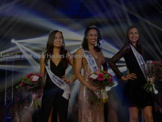Vidéo - Mathilde Derid élue miss Hautes Pyrénées