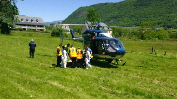 2 gendarmes de Lannemezan sauvent la vie d'un cycliste en arrêt cardiaque