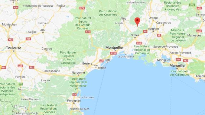 Les sapeurs pompiers des Hautes Pyrénées en renfort dans le Gard