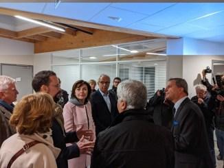 Carole Delga présente le budget 2020 de la région Occitanie