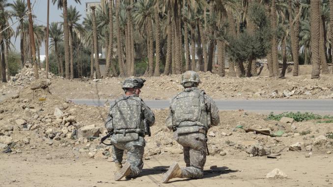 Iran et USA en guerre