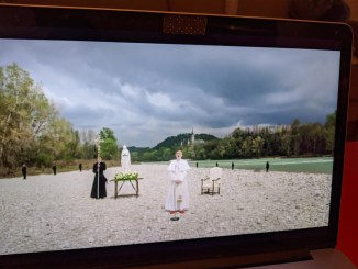 New Pope John Malkovitch Lourdes
