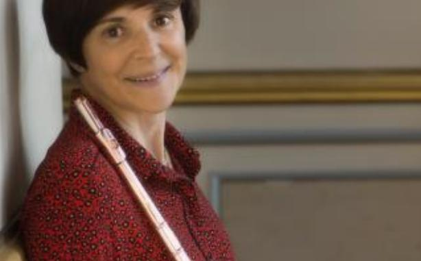 la flûtiste Catherine Puertolas en concert à Tarbes
