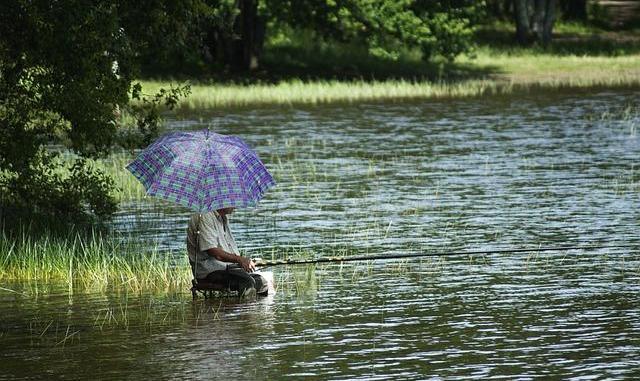 Pêche et promenade officiellement autorisées au Lac de Castelnau-Magnoac