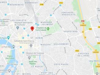 Un homme poignarde 4 personnes dans le centre de Toulouse