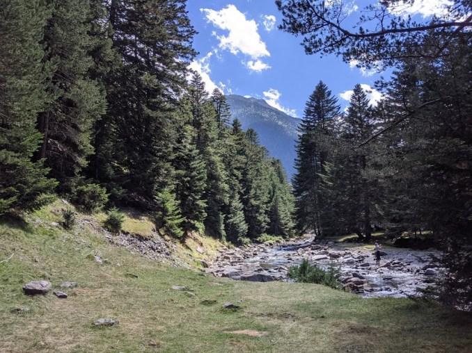 Rioumajou via Saint Lary Vallée d'Aure, un paradis pour petits randonneurs