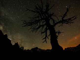 Nuit, Ciel étoilé
