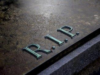 Confinement Deuil et Enterrement, la douleur