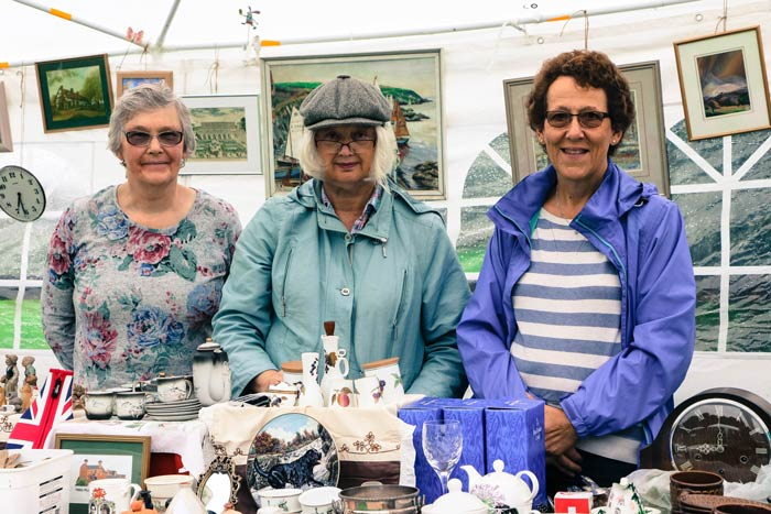 Stallholders at the Fair and Show 2016