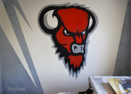 Bisons_wall