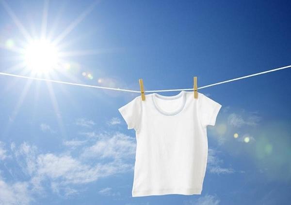 ما هي طريقة تبييض الملابس البيضاء بالخل طريقة